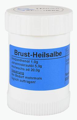 Brust-Heilsalbe